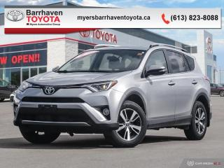 Used 2016 Toyota RAV4 XLE  - Sunroof -  Heated Seats - $149 B/W for sale in Ottawa, ON
