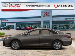 Used 2016 Toyota Camry XLE  - Navigation -  Sunroof - $152 B/W for sale in Ottawa, ON