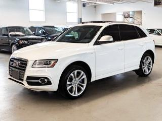 Used 2014 Audi SQ5 SQ5 SQ5 TECHNIK/BANG & OULFSEN SOUND/PUSH BUTTON! for sale in Toronto, ON