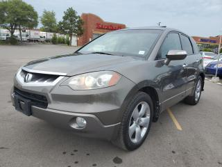 Used 2008 Acura RDX AWD 4dr Tech Pkg for sale in Scarborough, ON