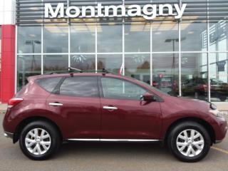 Used 2011 Nissan Murano Traction intégrale 4 portes SV for sale in Montmagny, QC