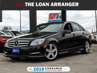 Used 2011 Mercedes-Benz C 300 for sale in Barrie, ON