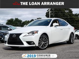 Used 2015 Lexus IS 250 for sale in Barrie, ON