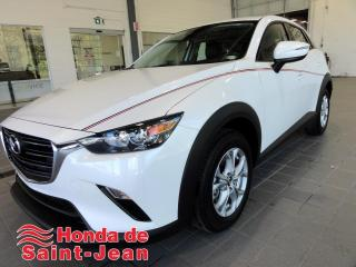 Used 2019 Mazda CX-3 GS AWD Automatique A/C Mags for sale in St-Jean-Sur-Richelieu, QC