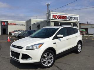 Used 2015 Ford Escape TITANIUM - NAVI - PANO ROOF - LEATHER for sale in Oakville, ON