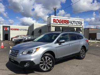 Used 2015 Subaru Outback - 2.99% Financing | 6 Months Deferral | $0 Down 3.6R LTD - NAVI - SUNROOF - LEATHER for sale in Oakville, ON
