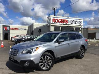 Used 2015 Subaru Outback 3.6R LTD - NAVI - SUNROOF - LEATHER for sale in Oakville, ON