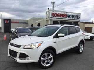 Used 2016 Ford Escape SE - NAVI - LEATHER - REVERSE CAM for sale in Oakville, ON