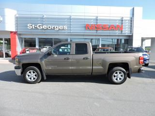 Used 2015 Chevrolet Silverado 1500 LS cabine double 143,5 po 4RM for sale in St-Georges, QC