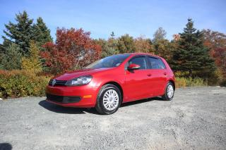 Used 2012 Volkswagen Golf COMFORTLINE for sale in Conception Bay South, NL