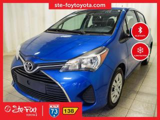 Used 2017 Toyota Yaris LE Climatiseur for sale in Québec, QC
