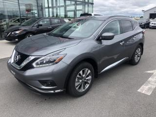 Used 2018 Nissan Murano SV, NEUF, T/I, GPS, MAGS for sale in Lévis, QC