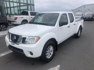 Used 2018 Nissan Frontier SV, NEUF, 4X4, A/C, 4 PORTES for sale in Lévis, QC