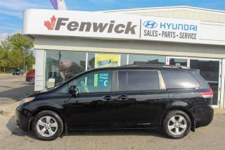 Used 2012 Toyota Sienna LE 8 pass V6 6A for sale in Sarnia, ON