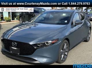 Used 2019 Mazda MAZDA3 Sport GT at (2) for sale in Courtenay, BC
