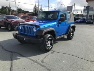 Used 2014 Jeep Wrangler 4 RM 2 portes Sport for sale in Sherbrooke, QC
