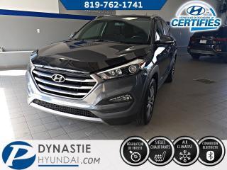 Used 2016 Hyundai Tucson Premium 1.6 T for sale in Rouyn-Noranda, QC
