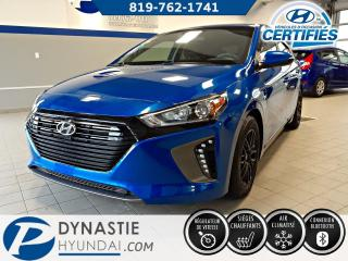Used 2018 Hyundai IONIQ SE for sale in Rouyn-Noranda, QC