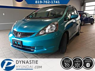 Used 2013 Honda Fit LX for sale in Rouyn-Noranda, QC