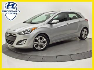 Used 2014 Hyundai Elantra GT SE, TOIT PANO, CUIR, SIÈGES CHAUFFANTS for sale in Brossard, QC