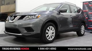Used 2016 Nissan Rogue BASE for sale in Trois-Rivières, QC