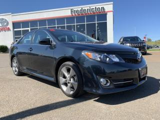 Used 2013 Toyota Camry SE for sale in Fredericton, NB