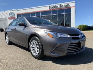 Used 2017 Toyota Camry LE for sale in Fredericton, NB