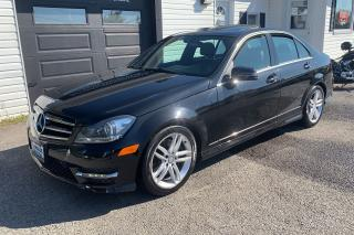 Used 2014 Mercedes-Benz C-Class C300 for sale in Kingston, ON
