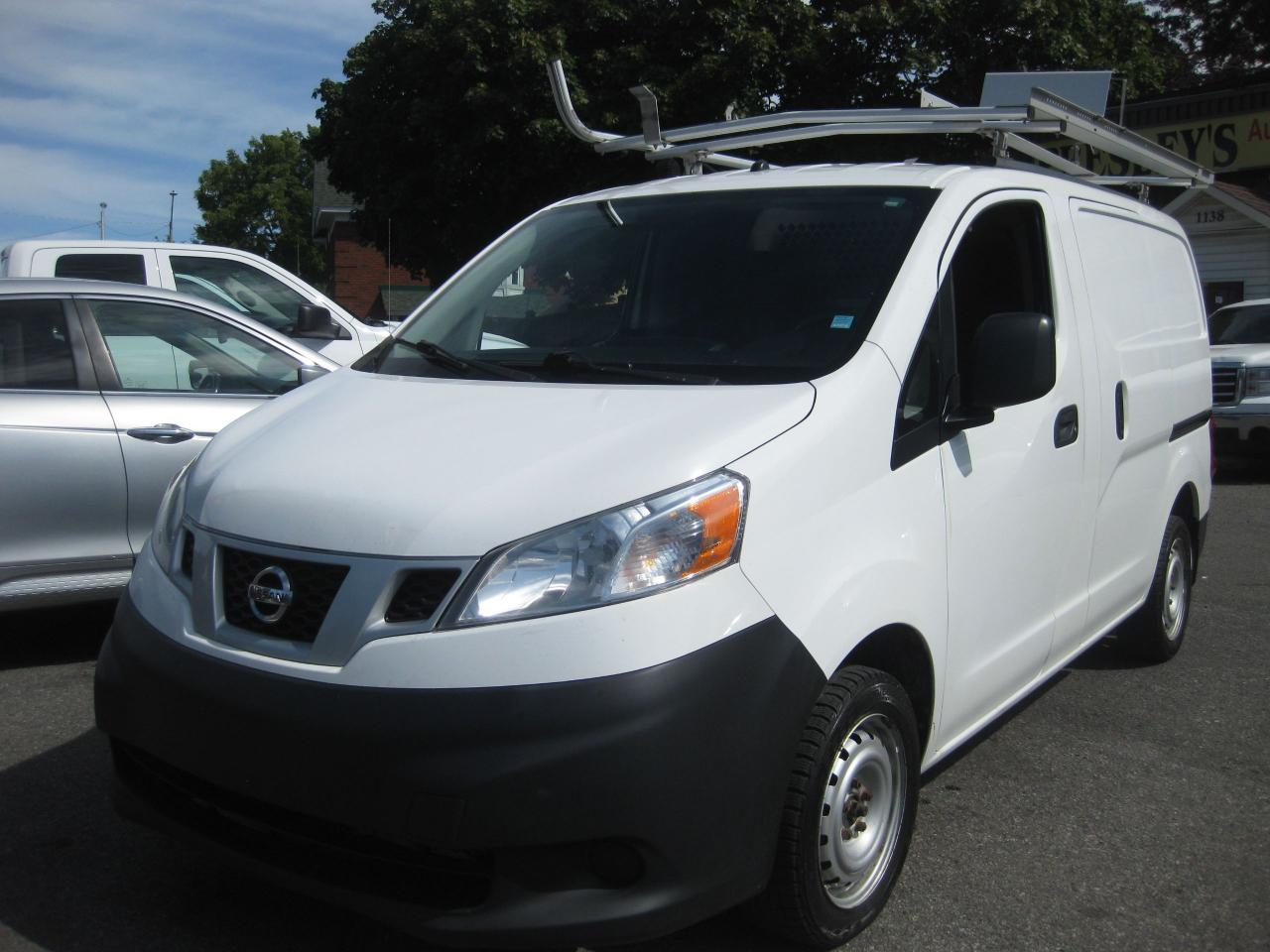 2014 Nissan NV200 S 2.0L 4cyl. 2pass Auto AC Cruise