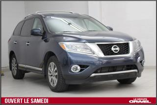Used 2014 Nissan Pathfinder SL AWD CUIR SIEGES CHAUFFANTS for sale in Montréal, QC
