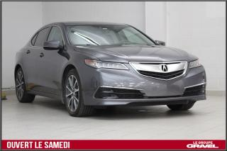 Used 2017 Acura TLX TECH AWD GPS CERTIFIÉ for sale in Montréal, QC
