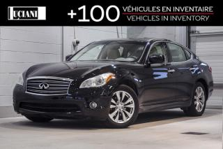 Used 2012 Infiniti M37 2012 Infiniti M37 - 4dr Sdn AWD for sale in Montréal, QC