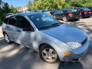 Used 2005 Ford Focus SES/ 5 SPEED/ POWER GROUP/ ALLOYS/ HEATED SEATS! for sale in Scarborough, ON