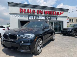 Used 2017 BMW X5 xDrive35i for sale in Oakville, ON