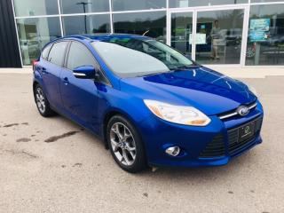 Used 2013 Ford Focus SE for sale in Ingersoll, ON