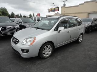Used 2008 Kia Rondo EX 2.4L Auto Pneus Hiver Inclus for sale in Laval, QC