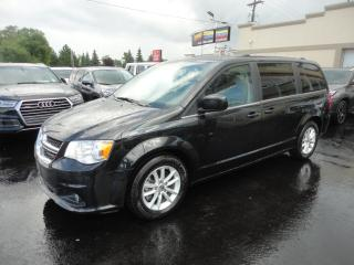 Used 2018 Dodge Grand Caravan SXT Premium Plus Cuir Navi DVD for sale in Laval, QC