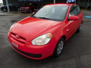 Used 2007 Hyundai Accent SG, MANUELLE, LECTEUR CD for sale in Mirabel, QC