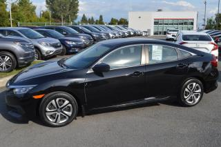 Used 2016 Honda Civic LX ***plusieurs civic en inventaire*** for sale in Longueuil, QC
