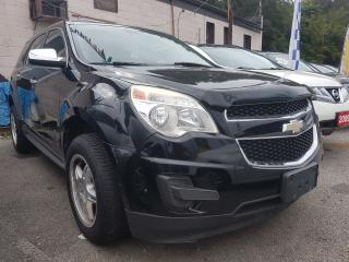 Used 2011 Chevrolet Equinox LS-LT-NAVI-Bk Up Cam-Bluetooth-AUX-Alloys for sale in Scarborough, ON