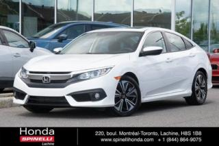 Used 2016 Honda Civic EX-T 1.5L TOIT MAGS AUTO 1.5 TURBO MAGS TOIT for sale in Lachine, QC