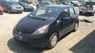 Used 2009 Honda Fit LX for sale in Innisfil, ON