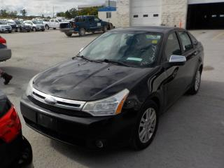 Used 2010 Ford Focus SEL for sale in Innisfil, ON