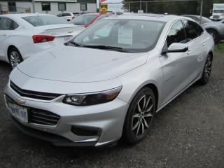 Used 2018 Chevrolet Malibu LT for sale in Thunder Bay, ON
