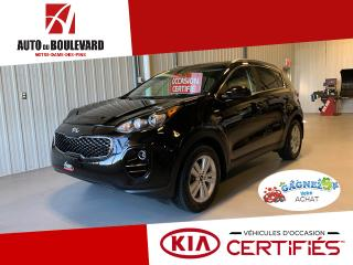 Used 2018 Kia Sportage LX AWD TOUT EQUIPE GARANTIE 2023 for sale in Notre-Dame-des-Pins, QC