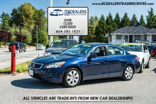 Used 2009 Honda Accord EX, Sunroof, Local, 20 Service Records from Honda! for sale in Surrey, BC