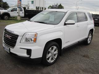 Used 2017 GMC Terrain SLE for sale in Thunder Bay, ON
