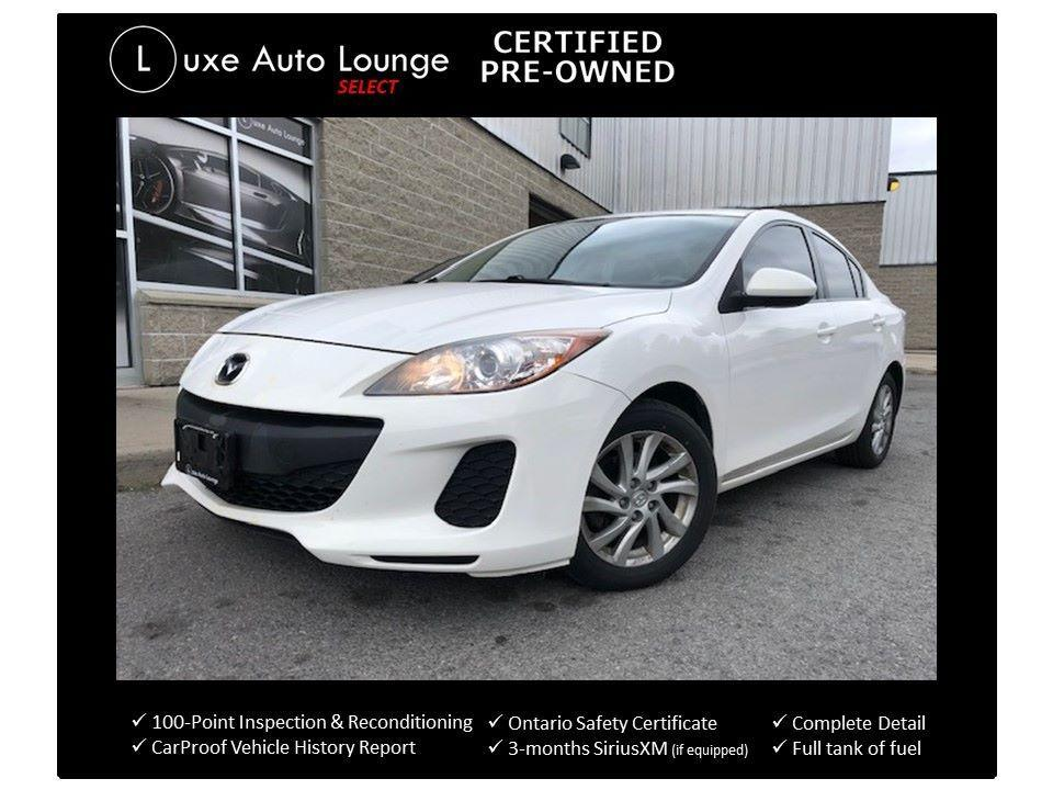 Used 2012 Mazda Mazda3 Gx Low Kms For Sale In Orleans