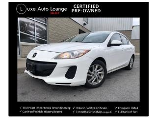 Used 2012 Mazda MAZDA3 GX, LOW KMS!! for sale in Orleans, ON