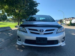 Used 2011 Toyota Corolla S for sale in Kelowna, BC
